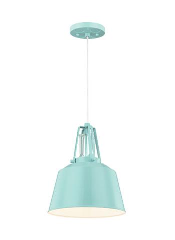 Feiss - One - Light Mini Pendant - P1305SHBL