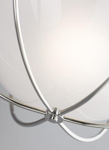 Feiss - One - Light Mini Pendant - P1306HGW/PN