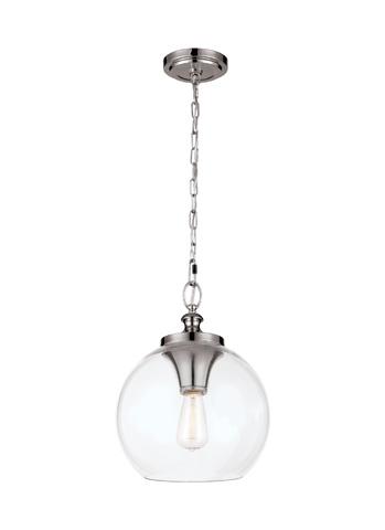 Feiss - One - Light Tabby Pendant - P1307PN
