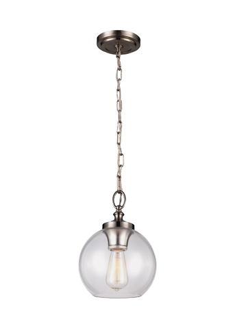Feiss - One - Light Tabby Mini Pendant - P1308BS