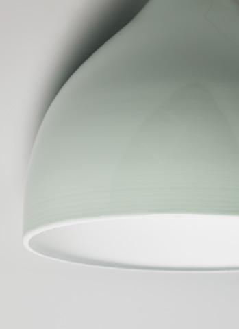 Feiss - One - Light Dutch Mini Pendant - P1316SPGN