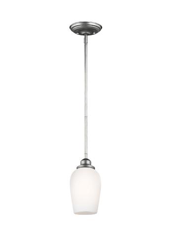 Feiss - One - Light Mini-Pendant - P1344HTSL
