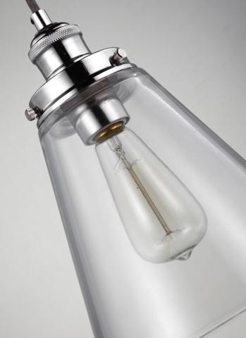 Feiss - One - Light Pendant - P1347PN