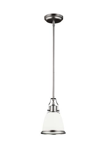 Feiss - One - Light Mini-Pendant - P1351SN