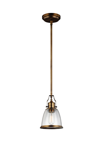 Feiss - One - Light Mini-Pendant - P1354AGB