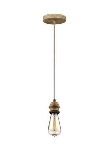 Feiss - One - Light Mini-Pendant - P1367DFW