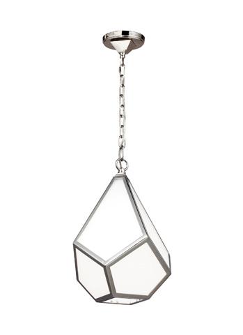 Feiss - One - Light Mini-Pendant - P1374PN