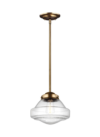 Feiss - One - Light Pendant - P1378AGB