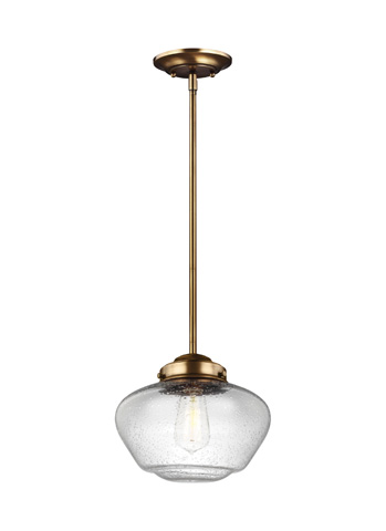 Feiss - One - Light Pendant - P1384AGB