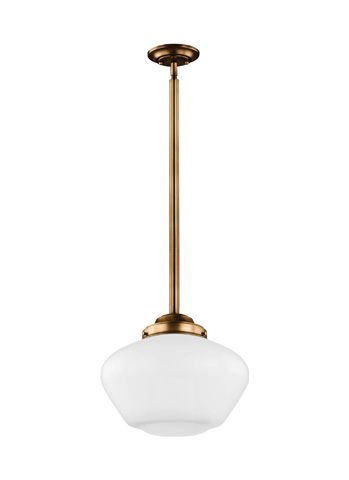 Feiss - One - Light Pendant - P1387AGB