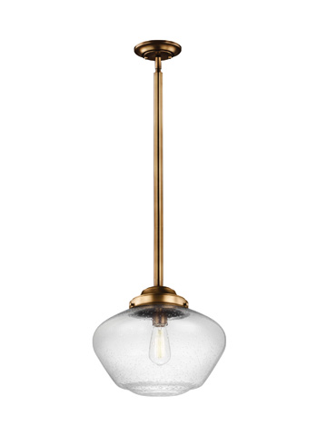 Feiss - One - Light Pendant - P1388AGB