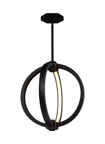 Feiss - Globe Pendant - P1391ORB
