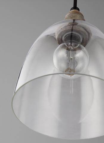 Feiss - One - Light Pendant - P1395DFW/DWZ