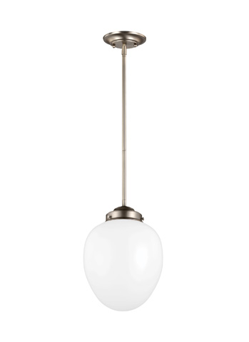 Feiss - One - Light Pendant - P1398SN