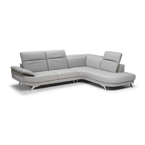 Natuzzi Editions - Leather Sectional - B936SECT