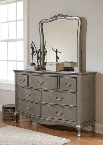 NE Kids - Seven Drawer Double Dresser - 30500