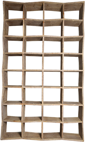 Image of Zigzag Bookcase