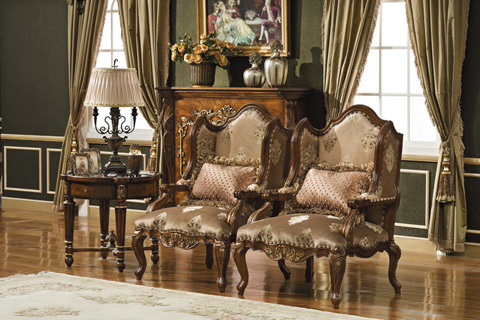 Image of Occassional Accent Chair