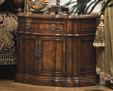 Orleans International - Monaco Nightstand - 1079-002