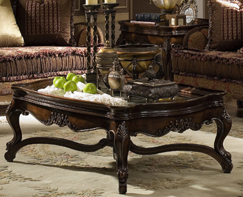 Orleans International - Catalina Coffee Table - 4904-007