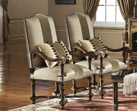 Image of Giverny Accent Chair