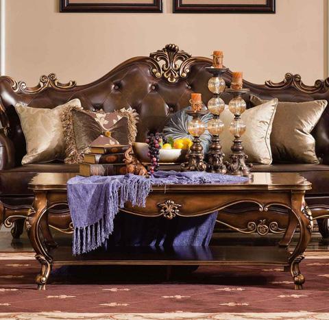 Orleans International - Fairhaven Coffee Table - 4919-007