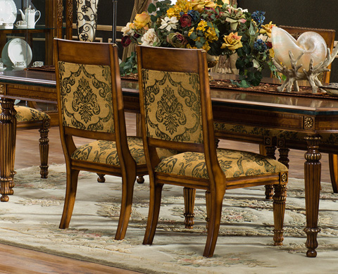 Orleans International - Tuscany Side Chair - 659-002S