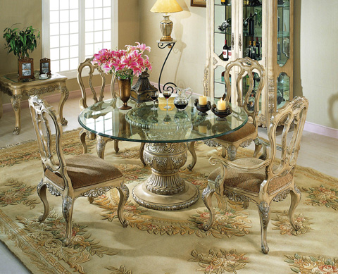 Orleans International - Florence Dining Table - 689-001