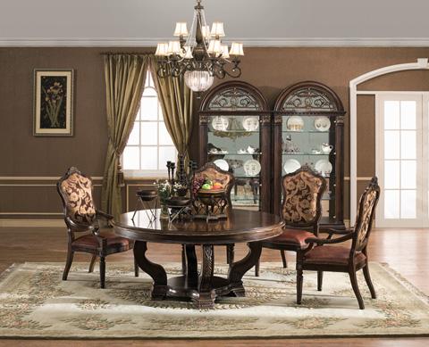 Orleans International - Rodeo Arm Chair - 789-002A