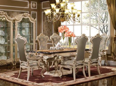 Orleans International - Basillica Dining Side Chair - 7905-002S