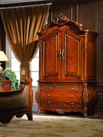 Orleans International - Chateau Armoire - 959-005