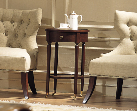Orleans International - Occasional Table - AP-032