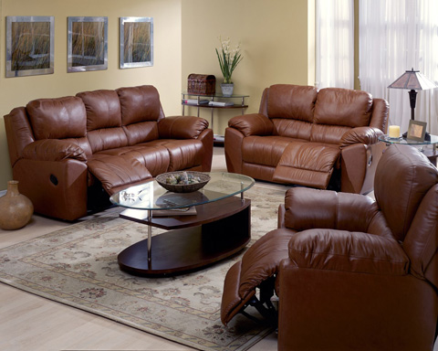 Palliser Furniture - Loveseat Recliner - 41164-53
