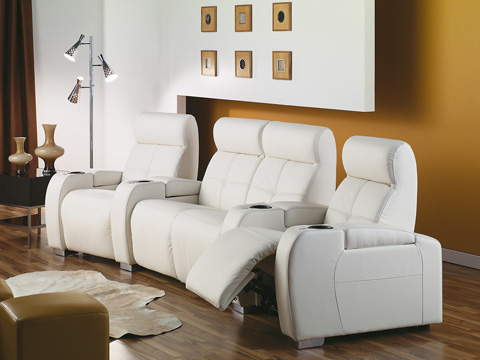 Palliser Furniture - Home Theatre Seating - 41955-4E/41955-5E/41955-6E
