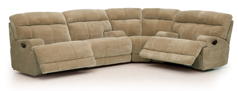 Palliser Furniture - Reclining Sectional - 46027-09/46027-49/46027-75