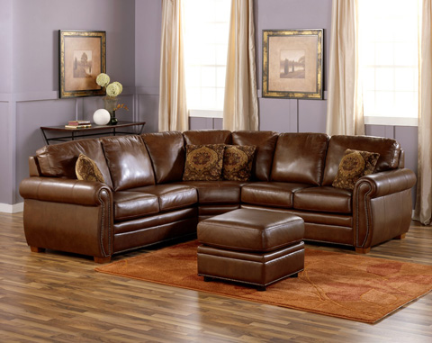 Palliser Furniture - Sectional - 77504-08/77504-16