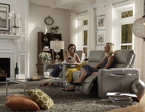 Palliser Furniture - Vox Theatre Seating - 41458-3R/41458-5R/41458-7R