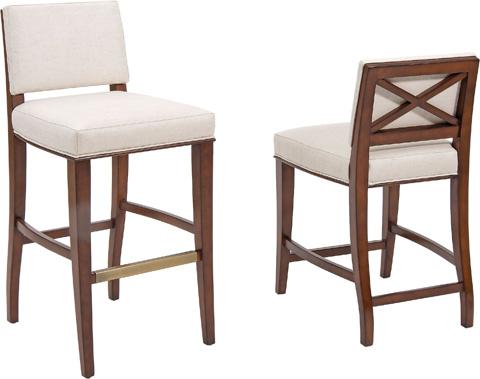 Pearson - Upholstered Bar Height Stool - 1636-00