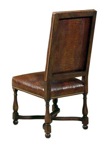 Pearson - Tall Square Back Dining Side Chair - 1775-00