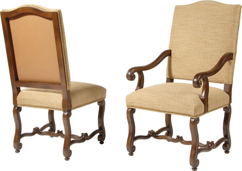 Pearson - Traditional Dining Side Chair - 1787-00