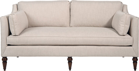 Pearson - Exposed Leg Sofa - 2430-10