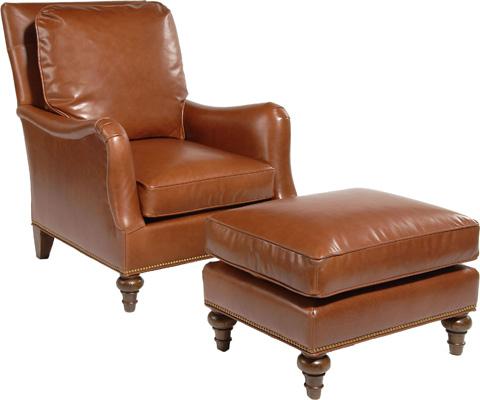 Pearson - English Arm Lounge Chair - 323-00