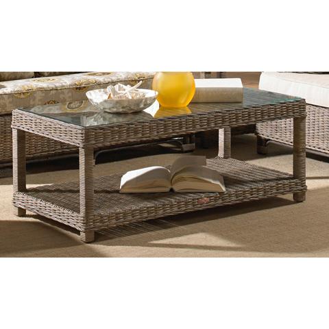 Pelican Reef - Panama Jack Exuma Coffee Table - PJS-3001-KBU-CT