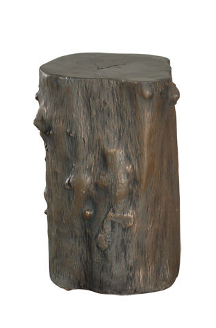 Phillips Collection - Log Stool in Bronze - PH56722