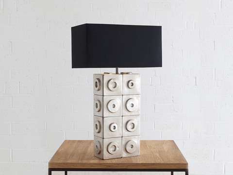 Phillips Collection - Cuadritos Table Lamp - CH65054