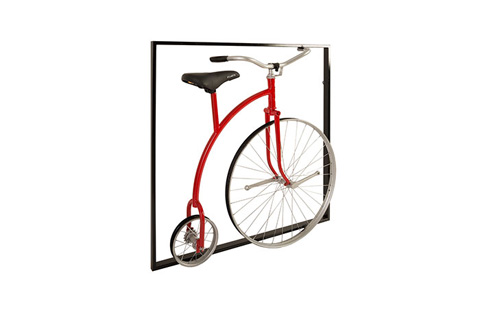 Phillips Collection - Framed Acrobatik Bicycle - ID75254