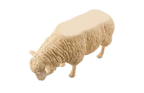 Phillips Collection - Sheep Side Table - PH67482