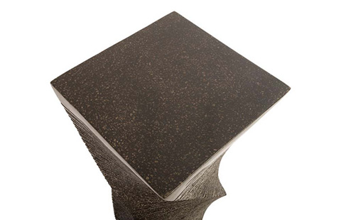 Phillips Collection - Twisted Terrazzo Pedestal - ID78824