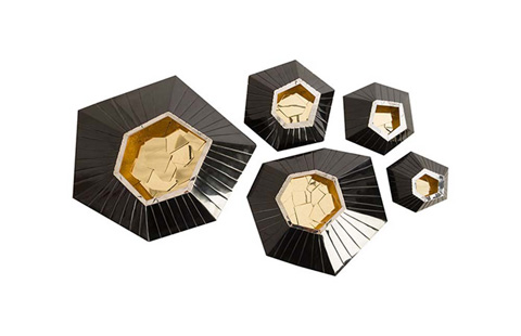 Phillips Collection - Hex Wall Tile - PH80015