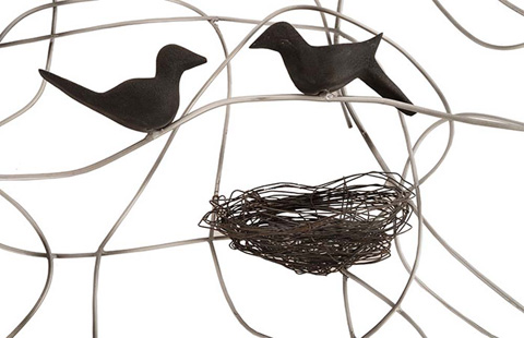 Phillips Collection - Nest Wall Art - TH78379